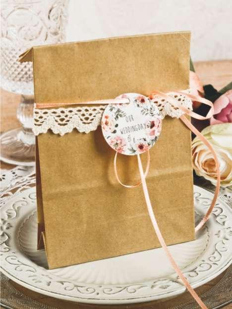 Gastgeschenk Tüte von carinokarten