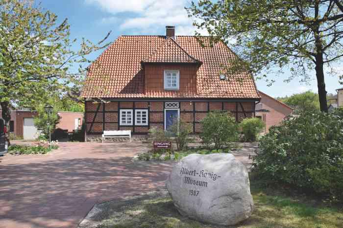 Albert-König-Museum in Unterlüß Standesamt Suedheide