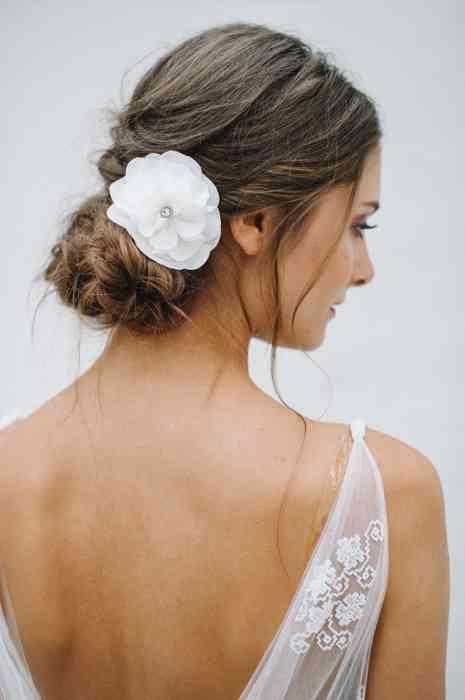 BelleJulie Bridal Accessoires Cosima Haarblume