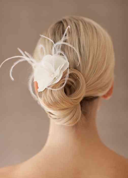 BelleJulie Bridal Accessoires Haarblume Christelle