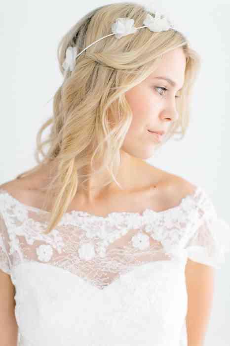 BelleJulie Bridal Accessoires Haarkranz Julie
