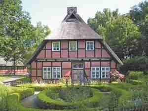 Heimathaus auf dem Schröers–Hof