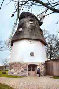 Alte Mühle in Heber