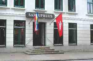 Dorfmuseum Satruphuus (Redlefsenzimmer)