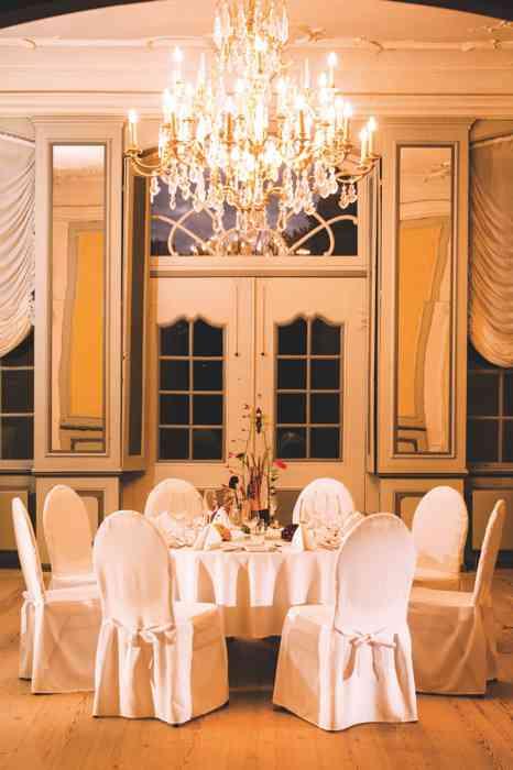 Meusels Landdrostei Gartensaal
