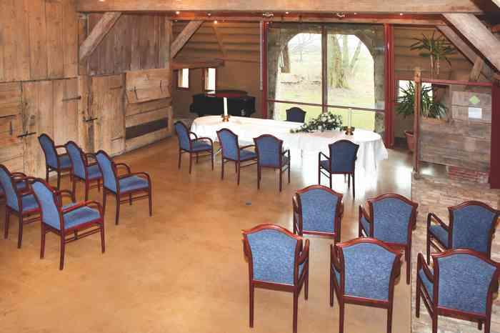 Ein Trauraum des Standesamtes Kellinghusen befindet sich im Alten Pastorat zu Stellau in Wrist
