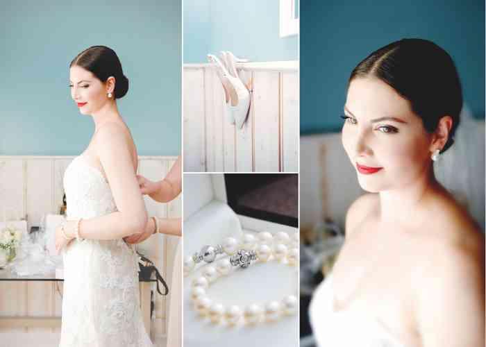 Die Eventagentur Blankenese hilft bei der Durchführung der Hochzeitsfeier, kümmert sich um Brautfrisur und Make-Up.