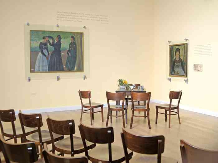 Museum Kunst der Westküste in Alkersum