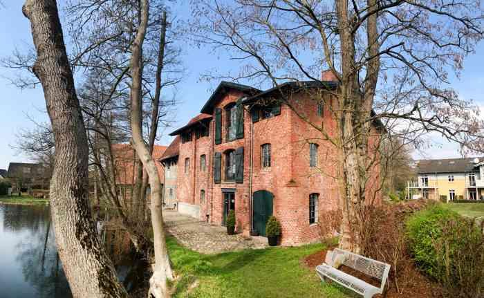 Wassermühle Klein Rönnau