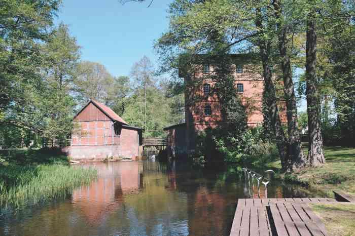Wassermühle Müden Trauort Standesamt Faßberg