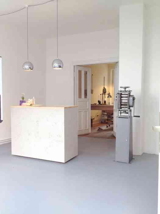 Ein wunderschön eingerichtetes Landengeschäft in Hamburg Ottensen sind die Räume von liebes Stück.