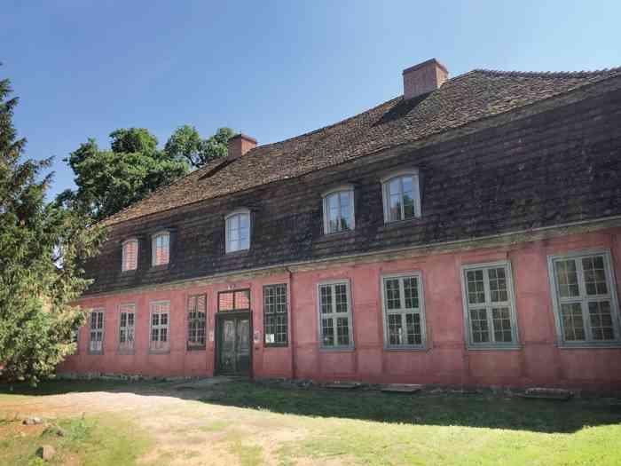 Herrenhaus Heinrichsruh