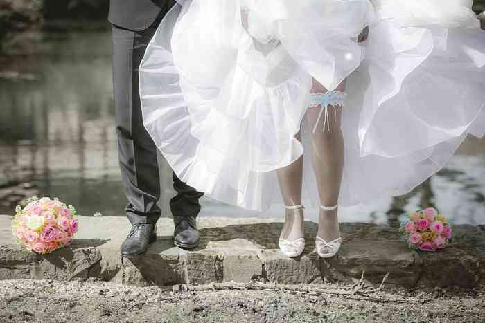 Carsten Schütte und sein Team von catch & kiss bieten auch gleichzeitige Shooting auf Hochzeiten.