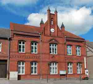 Rathaus Richtenberg