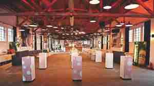 Elegante Events – Hochzeitsmesse im Güterbahnhof