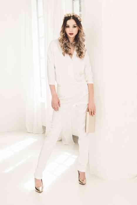 Ella Deck, Hochzeits-Overall Jacky