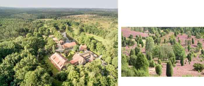 Hotel Hof Sudermühlen im Herzen der Heide