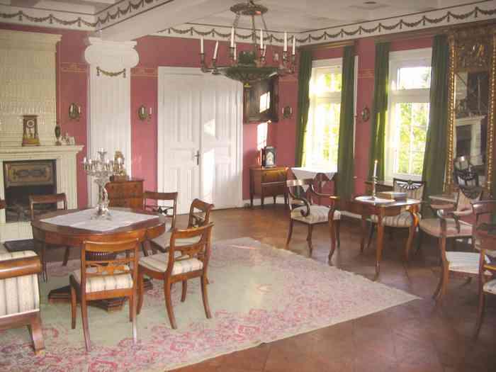 Gut Hutloh Rittersaal - Trauraum des Standesamt Hemmoor