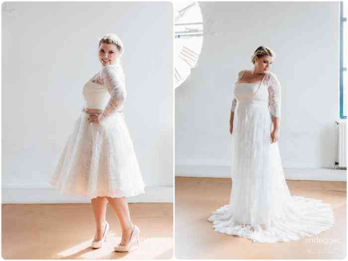 High-Fashion für Curvy-Brides von küssdiebraut.