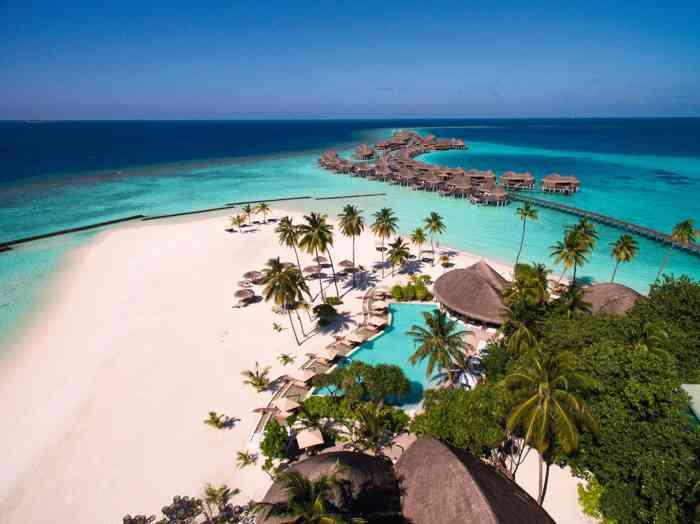 Keine Ablenkung und tiefe Entspannung auf den Malediven.