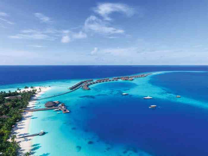 Die Malediven sind für viele Brautpaare das Traumziel.