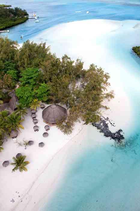 Kein Massentourismus, dafür reichlich Abwechslung erwartet die Brautpaare auf Mauritius.