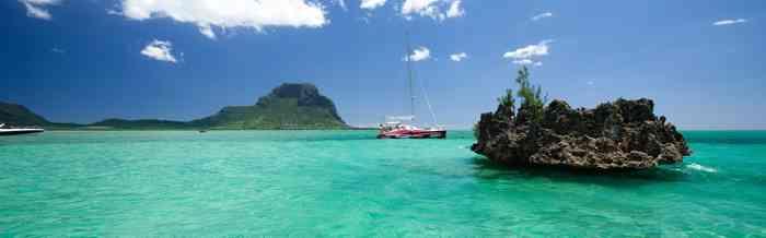 Mauritius ist ein Ganzjahresziel.