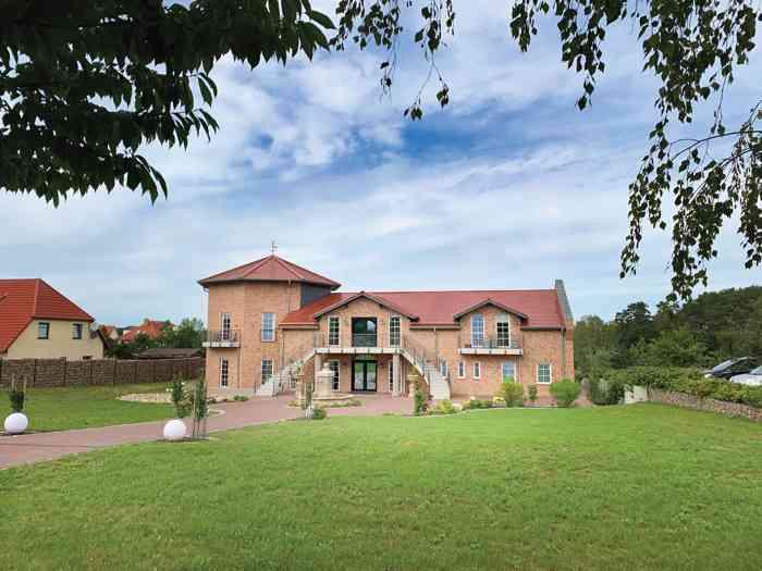Haus Wildrose des Landhotels Borstel-Treff