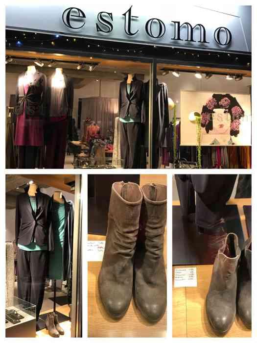 ESTOMO steht für Qualität: Wir brauchen nicht viele Kleidungsstücke, sondern wenige Lieblingsstücke. Die Kollektionen werden im eigenen Atelier in Hamburg entworfen und in Manufakturen in Europa hergestellt. Die hochwertigen Stoffe kommen aus innovativen Webereien in Italien und Frankreich.
