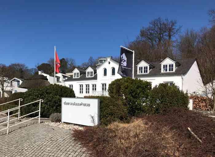 Das Weisse Haus in Neumühlen Hochzeitslocation
