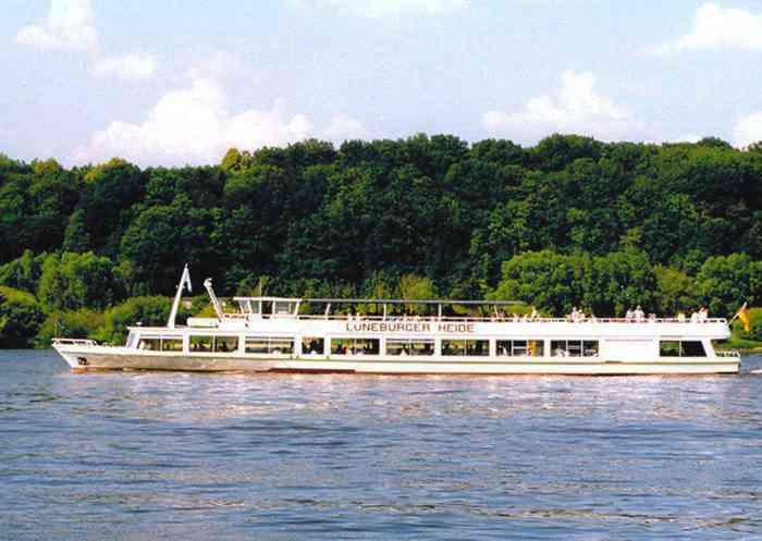 Fahrgastschiff Lüneburger Heide Heiraten