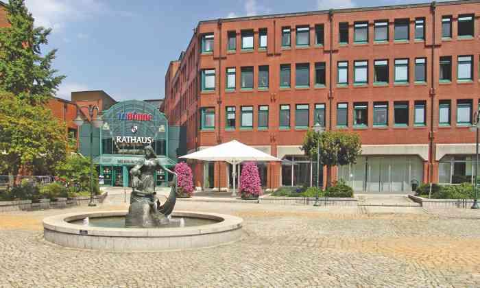 Das Standesamt Norderstedt im Kreis Segeberg ist ein beliebter Trauort für Brautpaare aus Hamburg und dem Umland.