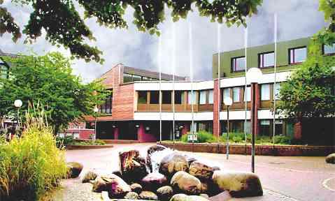 Das Standesamt Trittau im Kreis Stormarn ist ein beliebter Trauort für Brautpaare aus Hamburg und dem Umland.