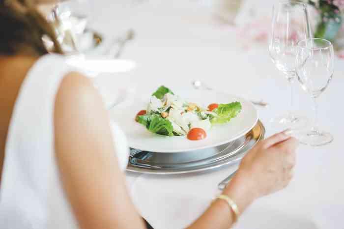Heide Hotel Reinstorf Hochzeitsessen