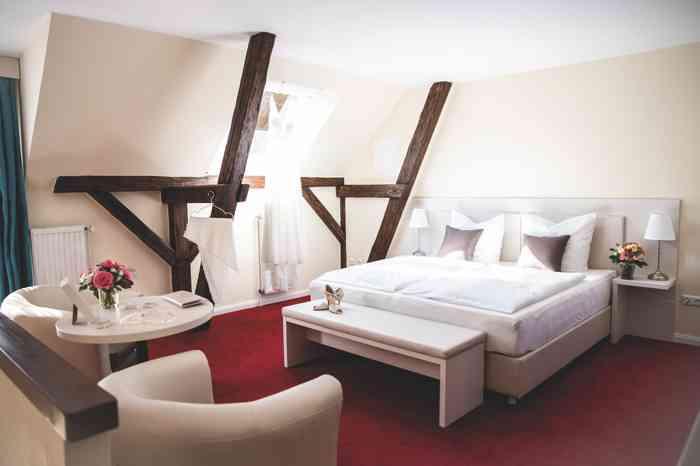Heide Hotel Reinstorf Hotelzimmer