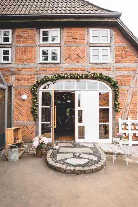 Heide Hotel Reinstorf Scheune