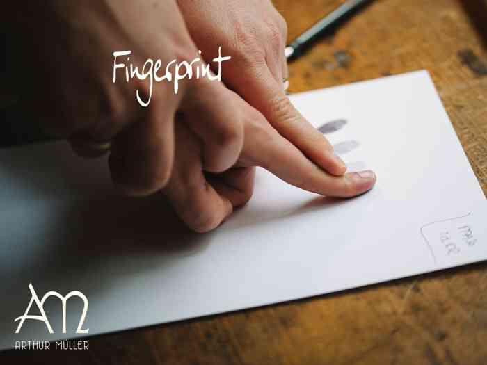 Goldschmiede Arthur Müller beschreibt den Entstehungsprozess von Trauringen: Darf es ein Fingerprint sein?