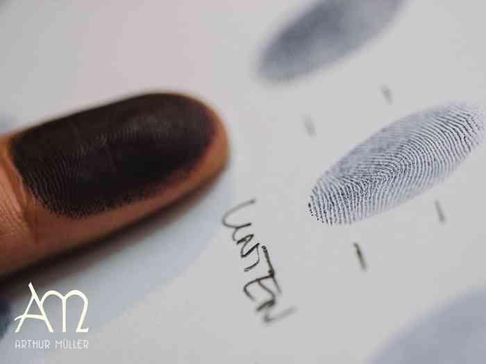 Goldschmiede Arthur Müller beschreibt den Entstehungsprozess von Trauringen: Goldschmiede Arthur Müller beschreibt den Entstehungsprozess von Trauringen: Darf es ein Fingerprint sein?