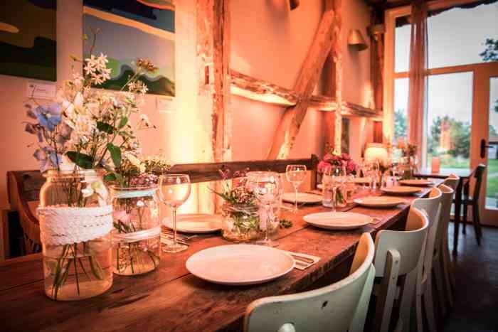 Hochzeitslocation Scheune Hof Eggers präsentiert von Eventagentur Blankenese.