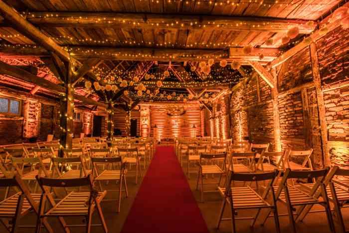 Hochzeitslocation Landhaus Westerhof präsentiert von Eventagentur Blankenese.
