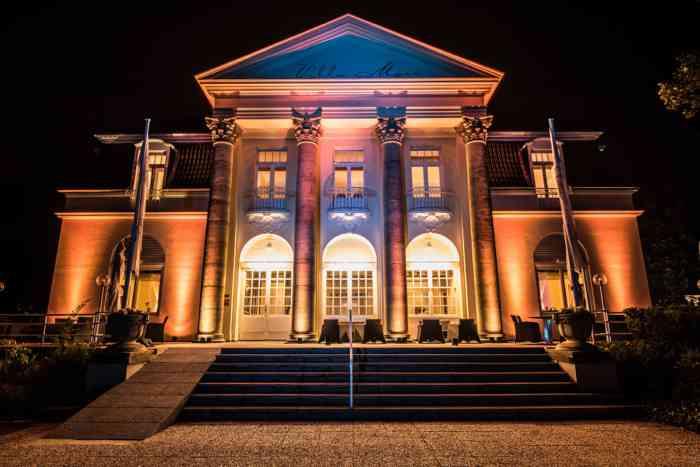 Hochzeitslocation Villa Mare präsentiert von Eventagentur Blankenese.