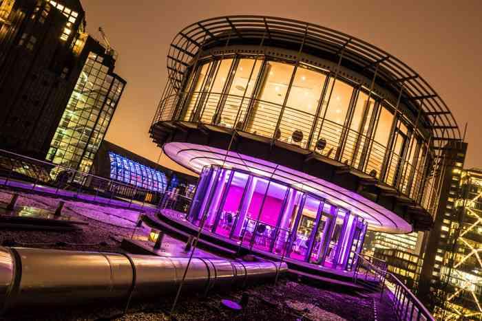 Hochzeitslocation Hotel Hafen Hamburg Ellipse und Elbkuppel präsentiert von Eventagentur Blankenese.