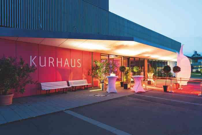 Erste Hochzeitsmesse am 6.1.2019 im Kurhaus Bad Bevensen.