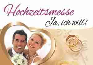 """Hochzeitsmesse """"Ja, ich will!"""" Schloss Landestrost"""