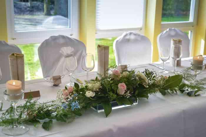 motiv pictures Hochzeit festliche Tischdekoration