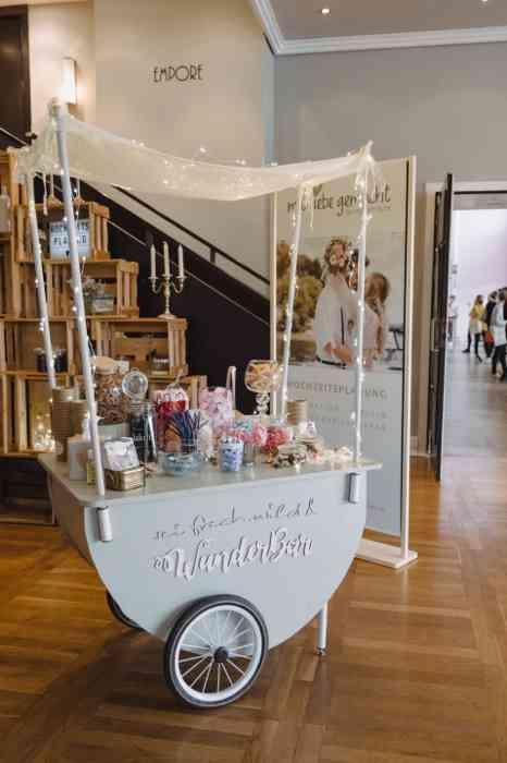 Wedding Bash 2021 Kurhaus Warnemünde Candybar