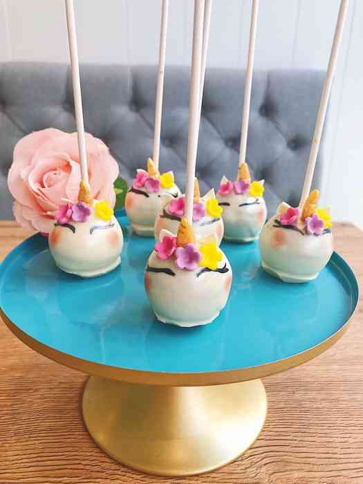kleine Cakepops als Andenken