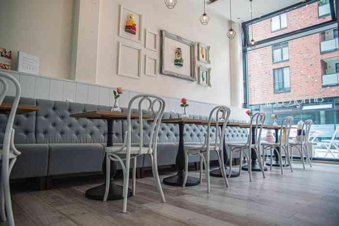 kleines und kuscheliges Cafe in Bramfeld