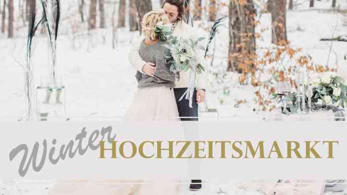 Winter Hochzeitsmarkt Geesthacht