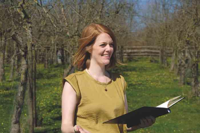 Goldsilben Hochzeitsrednerin Nadine Ginsel